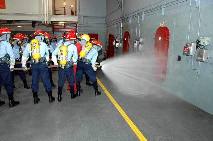 Fire Safety Training in Wirral